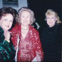 Monique with Joan Sutherland